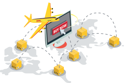 DHL -BUY NOW