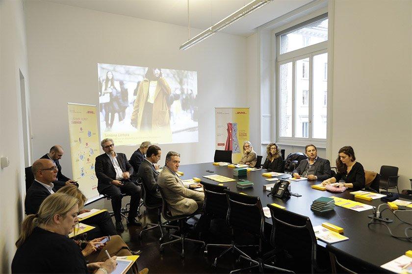 DHL: nuovo workshop per i membri di CNMI